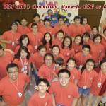 VBS2013 자원봉사자