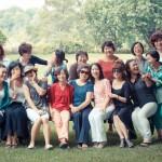 여성 성도님들